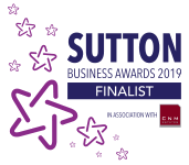 Sutton Business Awards Finalist 2019
