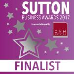 Sutton Business Awards 2017 Finalist